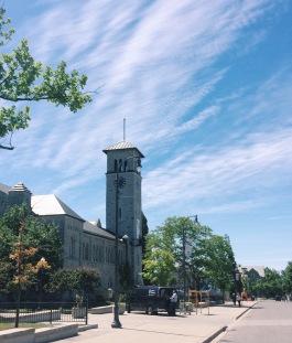 Queen's University - Grant Hall