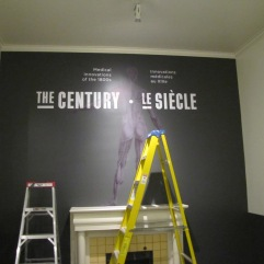 Museum of Heath - Blog - Century install 006