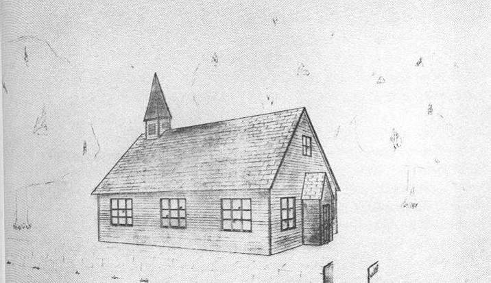 St. George's - 1792 exterior