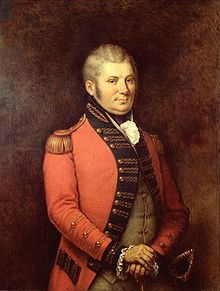 St. George's - John Graves Simcoe