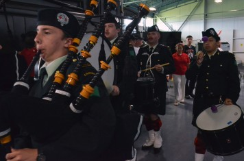 PWOR Pipe Band - Canada Day - Military C & E