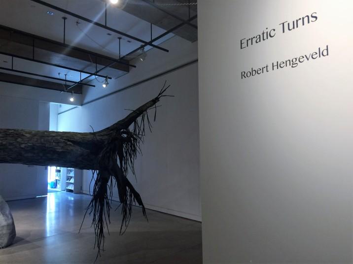 Eratic Turns by Robert Hengeveld - Union Gallery