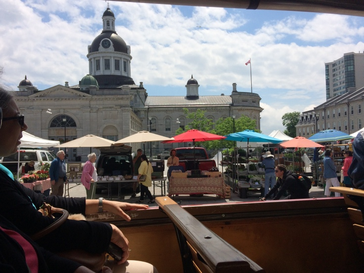 Market Square City Hall - Trolley Tour