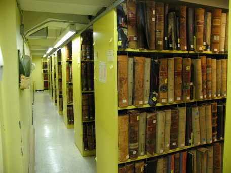 Old Books - Queens Archives