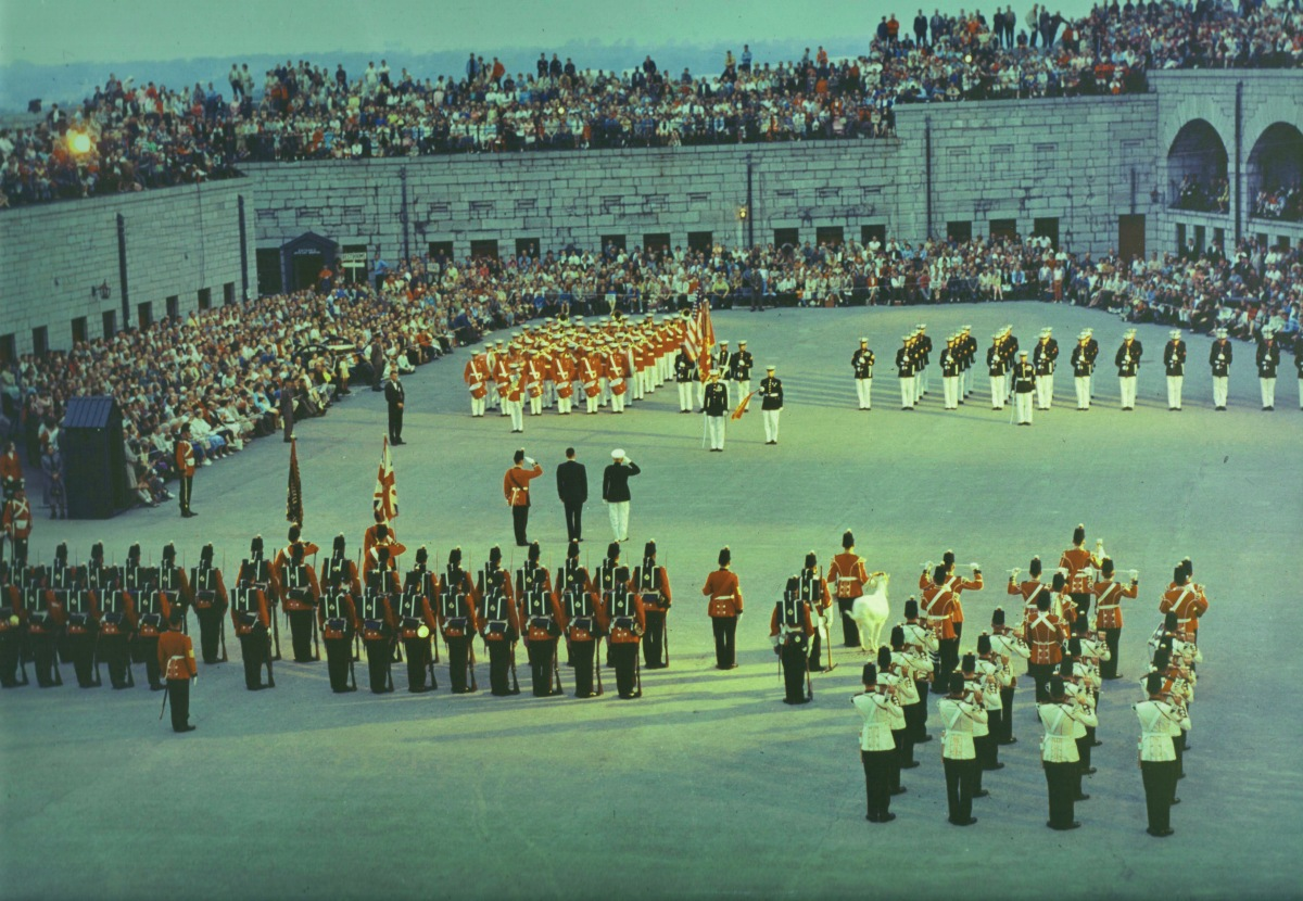 63 Years of Comaraderie: The Fort Henry Guard and the United States Marine Corps