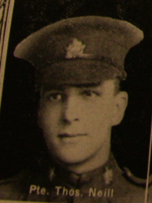 Private Thomas Neill