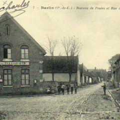 Postcard of Barlin, 196