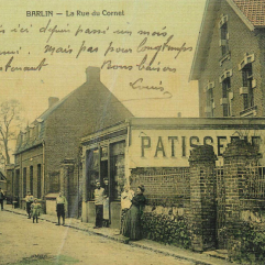 Postcard of Barlin, 1916