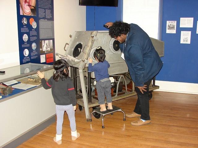 HC - iron lung